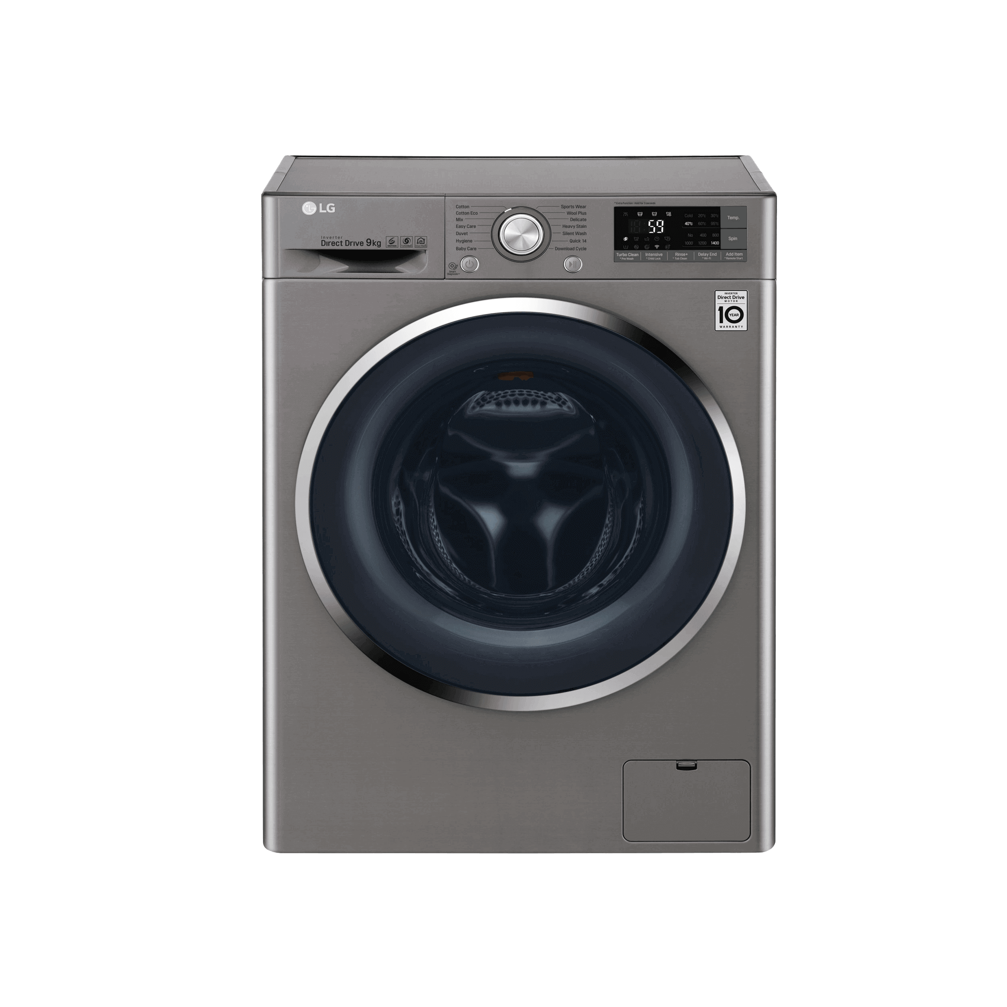 Top 7 Best Front Load Washing Machine to Buy Online