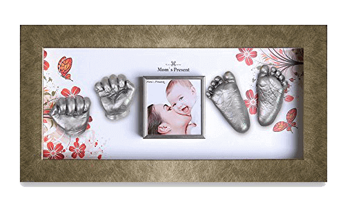 Momspresent Baby Hands and Feet Casting 3D