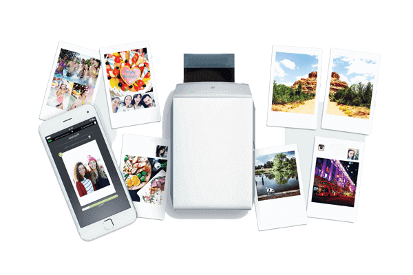 Can Print directly from Cameras, and Smartphones using Photo Printer