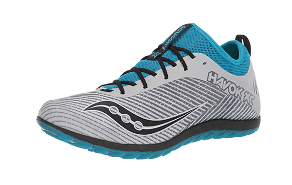 Saucony Havok Spikes Running Shoes