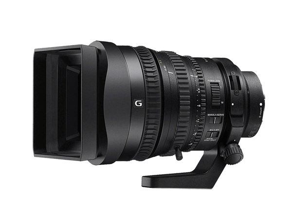 Sony E mount Power Lens