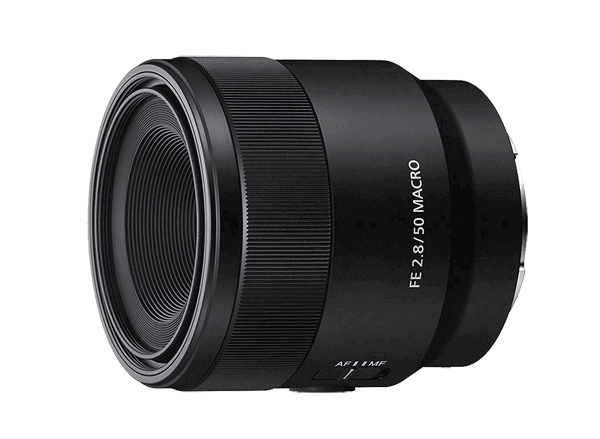 Sony SEL50M28 FE 50mm F2.8 Full frame E-mount Lens (Black)