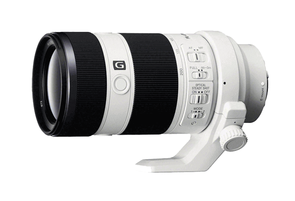 Sony 70-200mm E-mount Lens