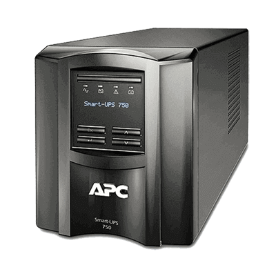 APC by Schneider Electric Smart-UPS 750VA LCD 120V