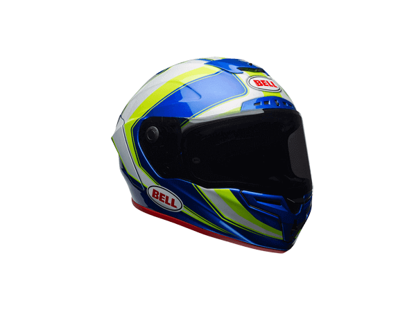 Bell Full face Motorcycle helmet for racing