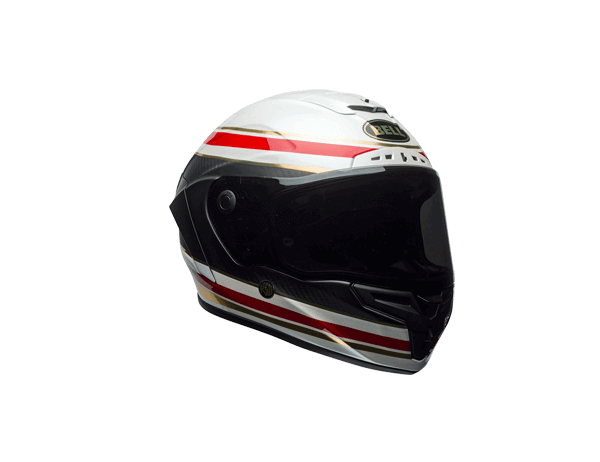 Bell Race Star Full-Face Motorcycle Helmet