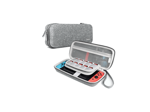 Inateck Felt Carrying Case Compatible Nintendo Switch