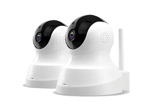 TENVIS Wireless motion detect Home security camera