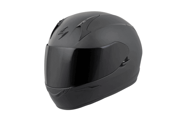 Scorpion EXO-R320 Full-Face Solid Helmet