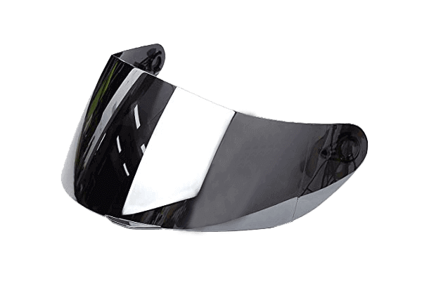 Visor clear visibility and UV protection