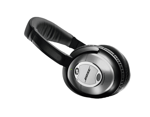 Noise canceling headphones for Airplane travel