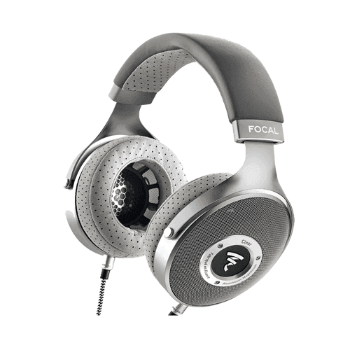 Focal sealed type headphones