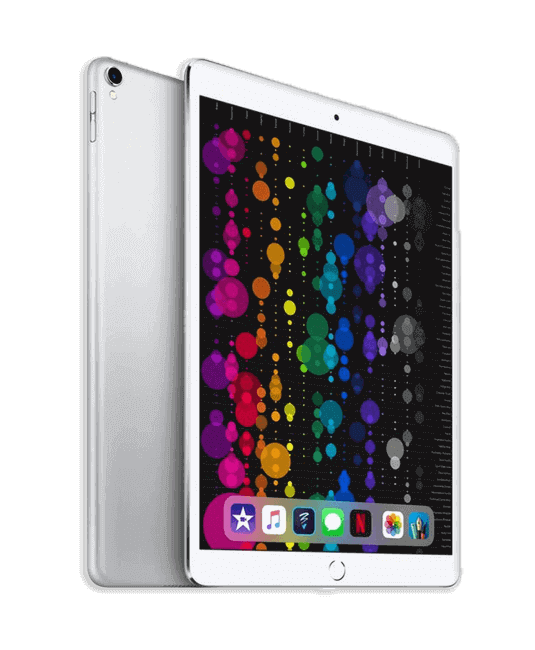 Apple iPad Pro (12.9-inch, Wi-Fi + Cellular, 512GB) Silver (Latest Model)
