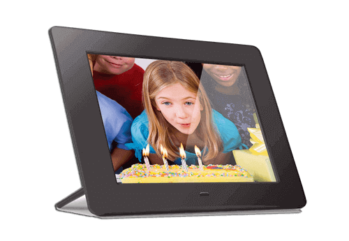Aluratek Hi-Res Digital Photo Frame