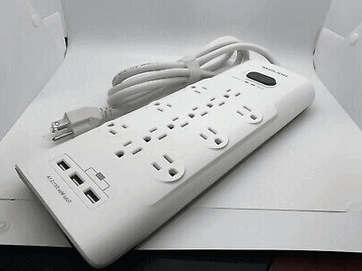 Holsem 12 Outlet Power Strips