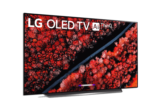LG OLED55C9PUA Alexa Built-in C9 Series 55 Inch