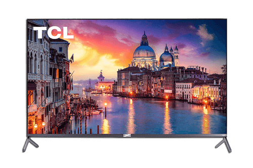 TCL 55 Ultra HD QLED Dolby Vision HDR Smart TV