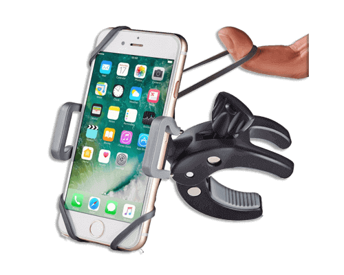 Metal Bike Motorcycle Phone Holder