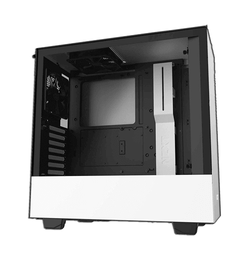 NZXT Compact Mid Tower Gaming Case