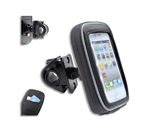 Swivel Motorcycle Smartphone Holder