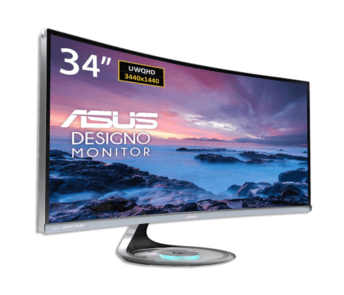 Asus MX34VQ Ultra wide Monitor