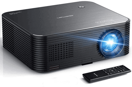 High Contrast Projector