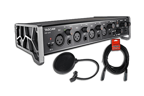 US-4x4 Tascam 4-Channel Audio Interface