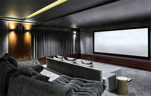 Projector for home theater
