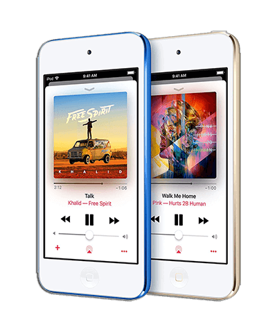 Apple iPod Touch for music