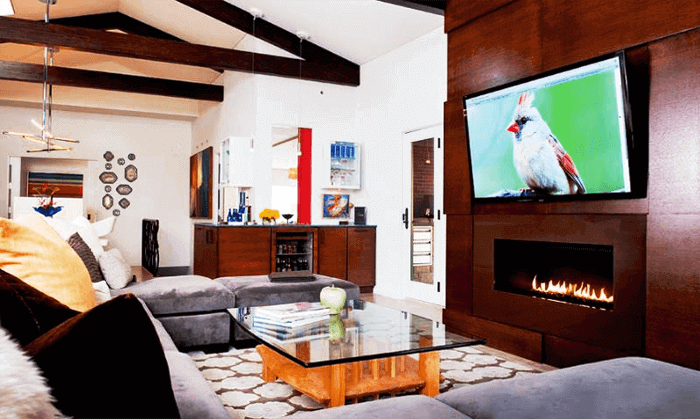 Advantages of using TV wall mount