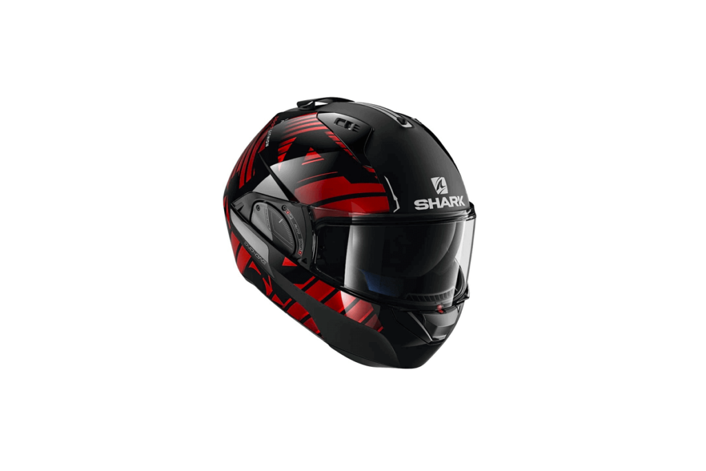 Shark Unisex Flip-up Helmet