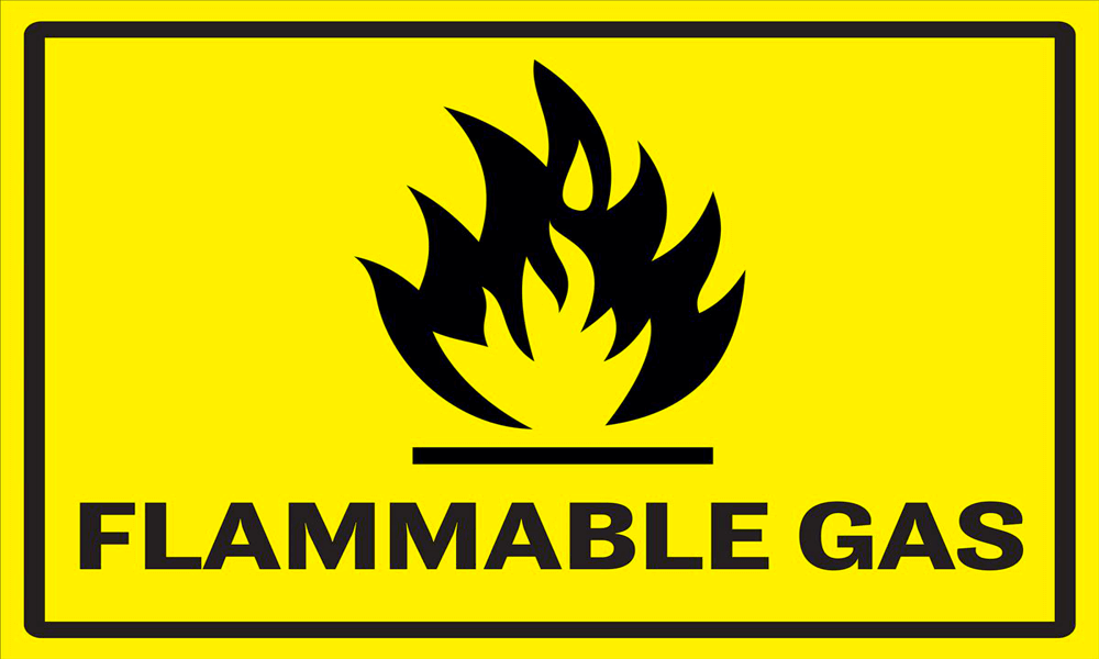 Non-Combustible Type Gas Duster