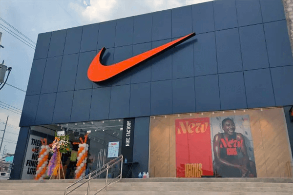 Biggest Nike Factory Store in the Philippines